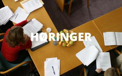 NSDMs høringssvar til Grimstadutvalgets utredning: Studieplasser i medisin i Norge – behov, modeller og muligheter.
