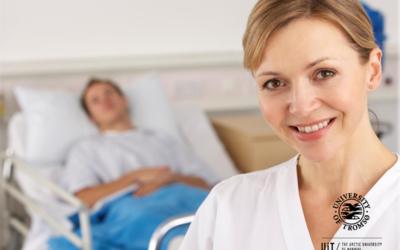 Sykepleiere utdannet i Nord-Norge