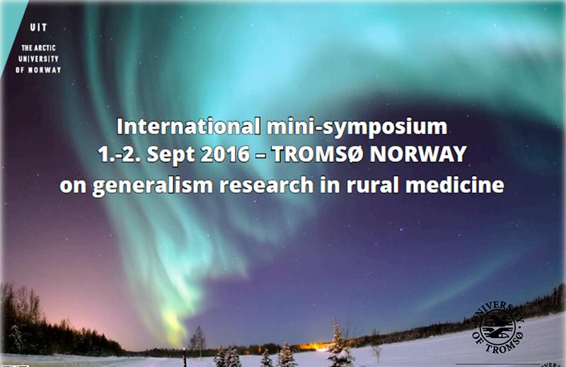 Generalism in rural medicine