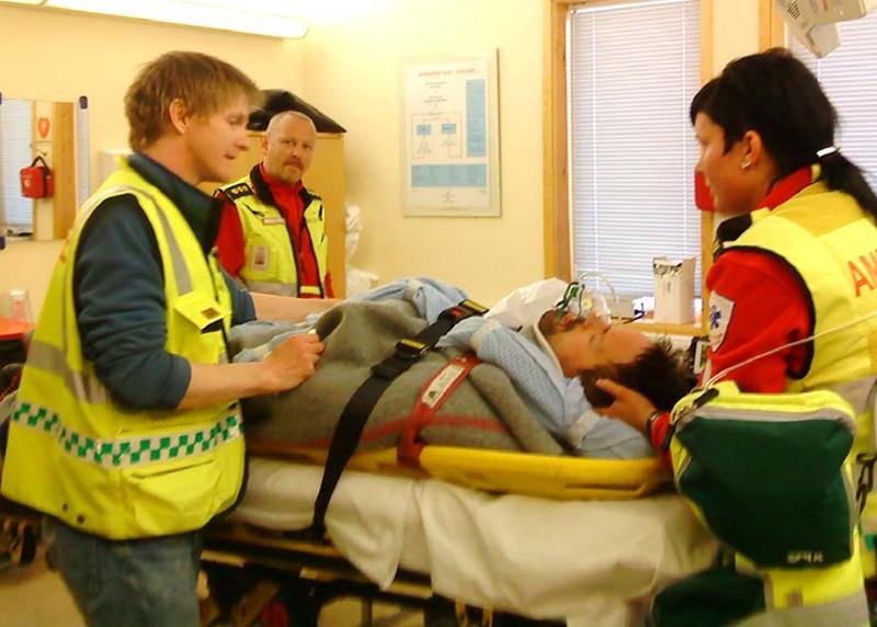 Akuttmedisin og legevakt i distriktene