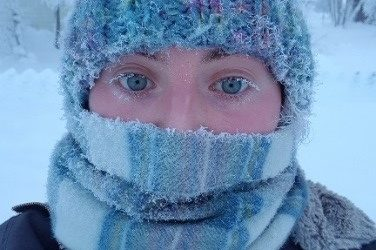 A wee* scot in the Arctic