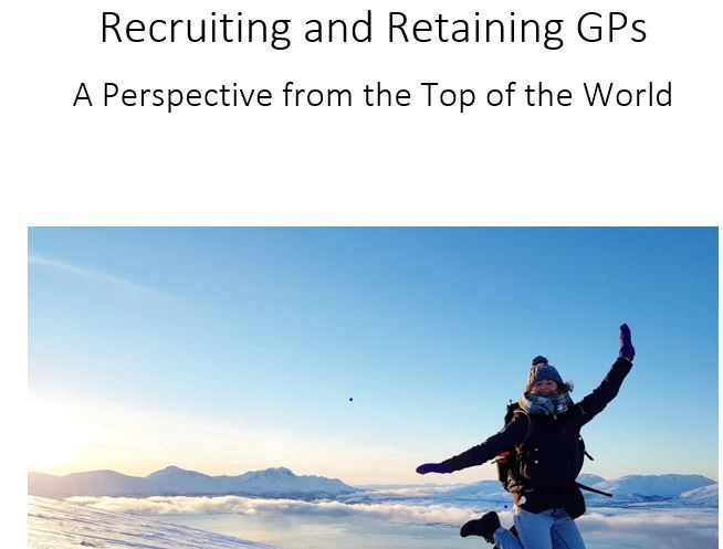 Recruit & Retain GPs
