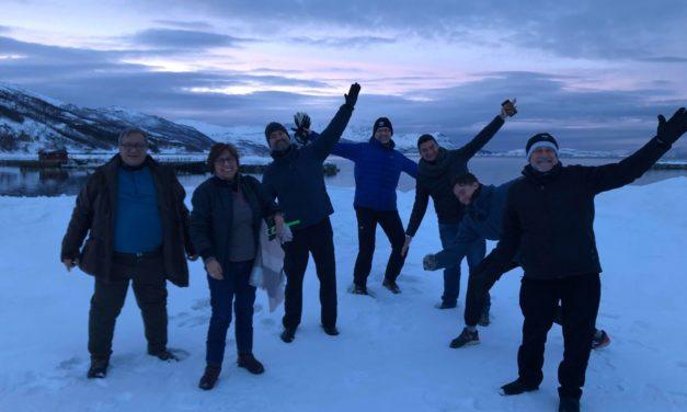 Besøk fra Colombia for å lære om norsk distriktsmedisin