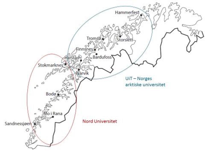 Nytt notat fra NSDM: Desentralisert sykepleierutdanning – effekter på lokal rekruttering