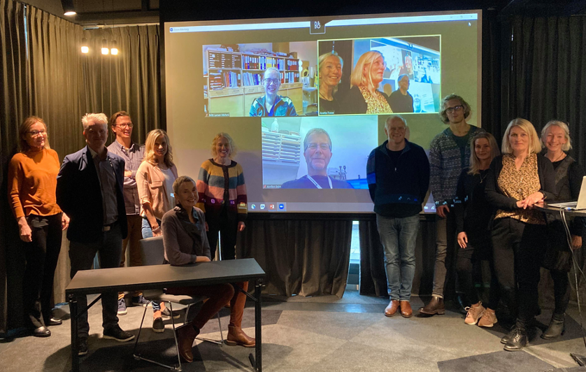 """Stipendmottagere fra """"Programmet"""" møtes i Tromsø for å dele erfaringer"""