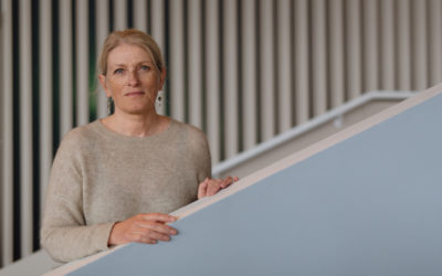 Vi gratulerer vår kollega Birgit Abelsen med opprykk til professor!