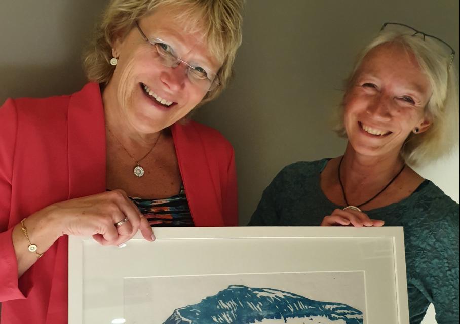 Prisvinner Mona Søndenå – med hjerte og hjerne i arbeidet for distriktsmedisinen